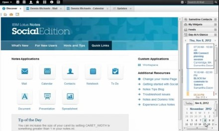 IBM Notes e Domino 9 Social Edition