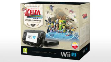 The Legend of Zelda: Wind Waker HD   Bundle Wii U