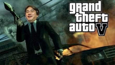 GTA V - Satoru Iwata