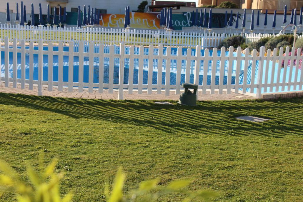 Sky Garden Beach  Piscina Stabilimento balneare Torvaianica