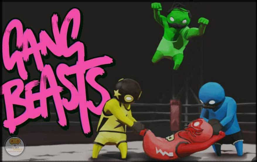 Gang Beasts Pc Game Full Version Highly Compressed