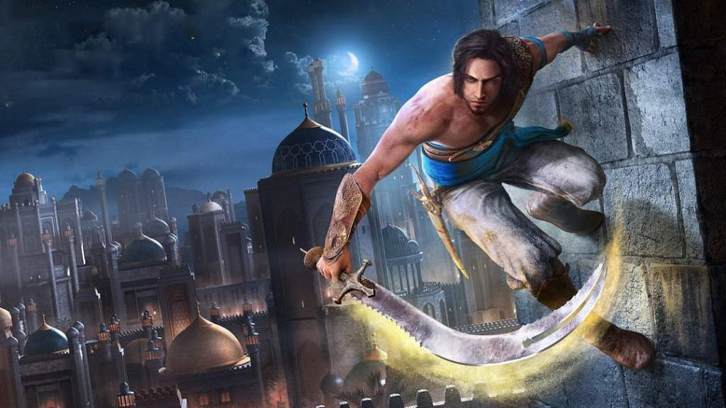 Prince of Persia The Sands Of Time Game Download Free Compressed Pc