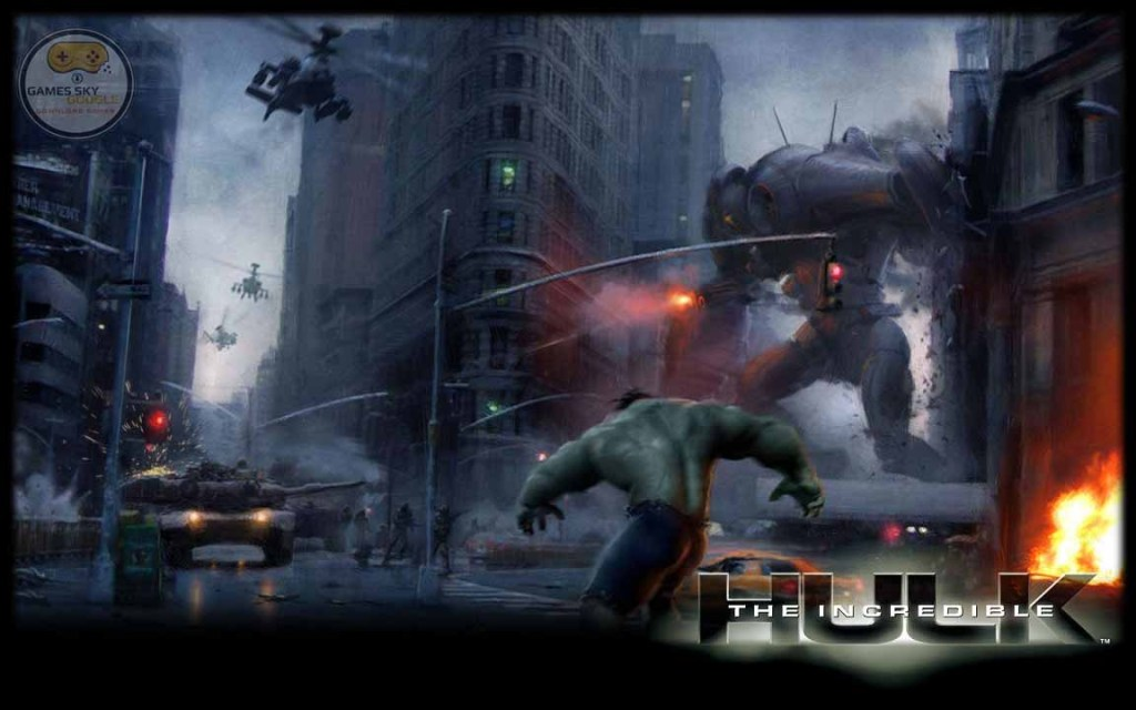 The Incredible Hulk Game Download For Pc