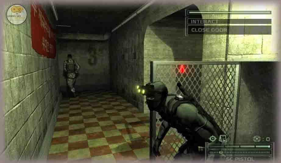 Splinter Cell Choas Theory Download Pc Free