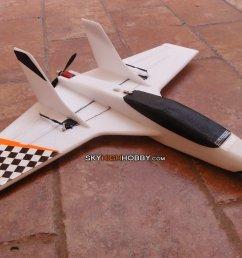 homemade micro funjet rc jet plane [ 1920 x 1080 Pixel ]
