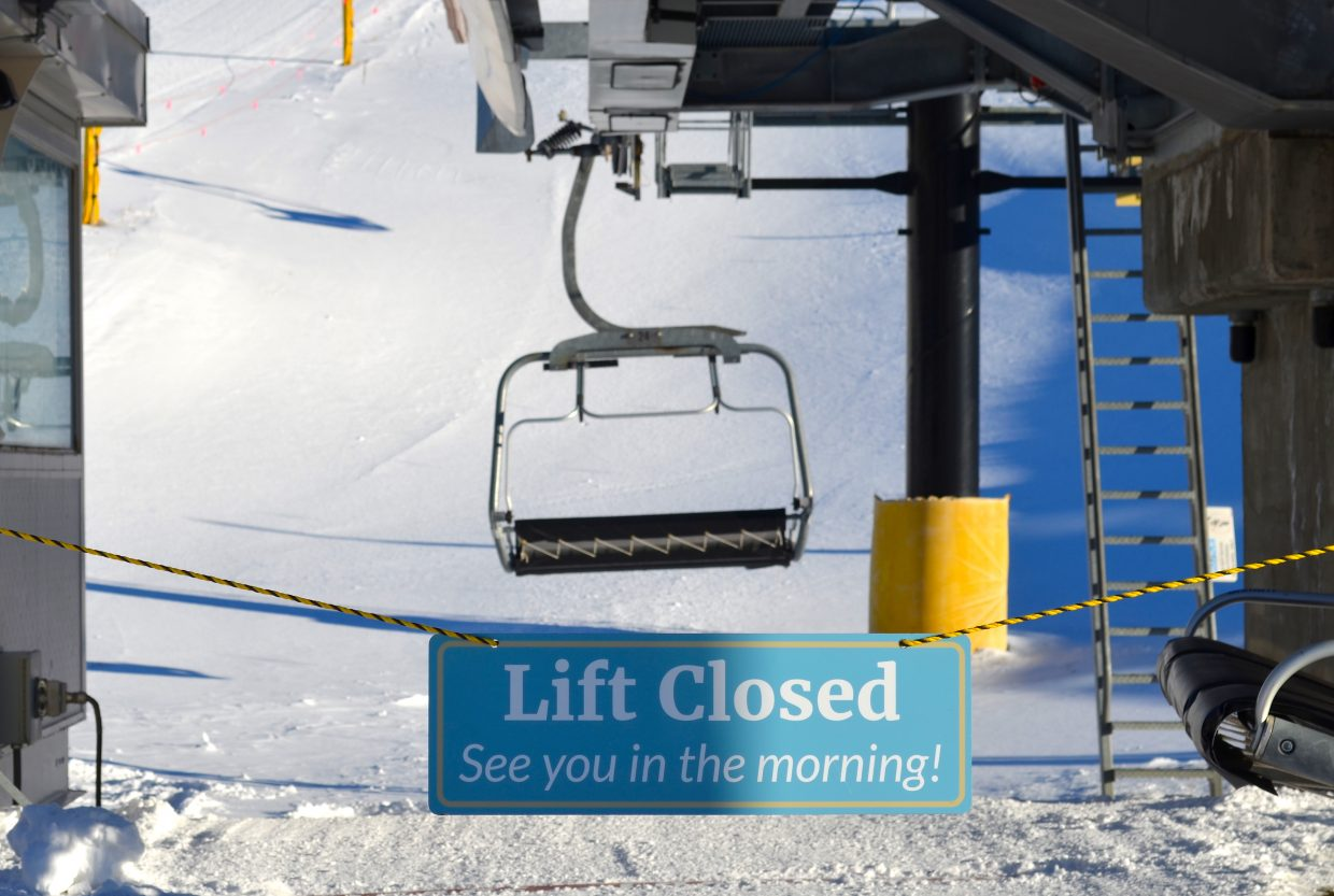 chair lift accident desk mesh seat one dies following chairlift at ski granby ranch the