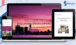 Skyindya Web Design Work - RajLaxmi
