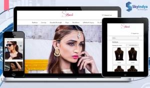 Skyindya Web Design Work - Ssoul