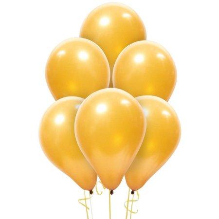 Gold Latex Balloon 12inch