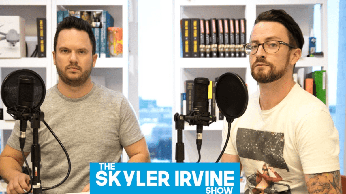 Hot to Be a Full-Time Instagram Influencer w/ Samuel Anthony | Episode 19 #theSKYLERIRVINEshow