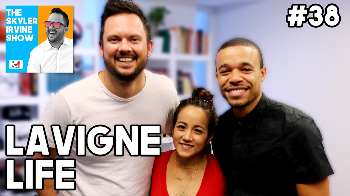Full-Time Family YouTubers of The LaVigne Life | Episode 38 #theSKYLERIRVINEshow