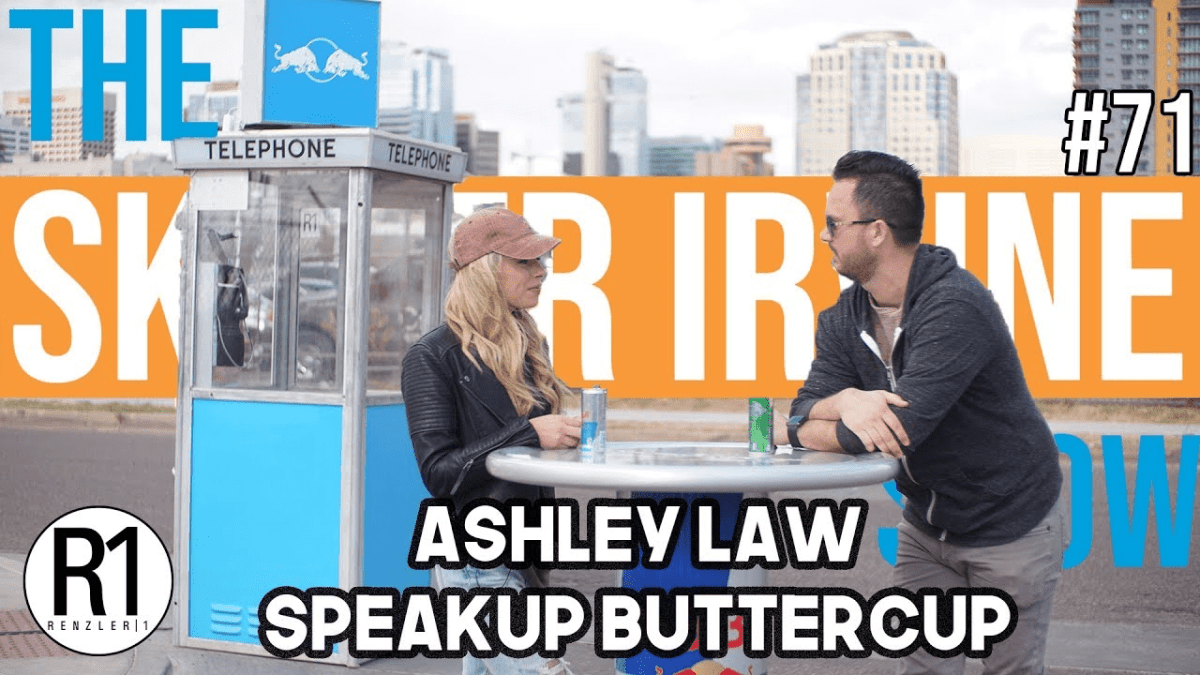 Speak Confident w/ Ashley Law | Episode 71 #theSKYLERIRVINEshow