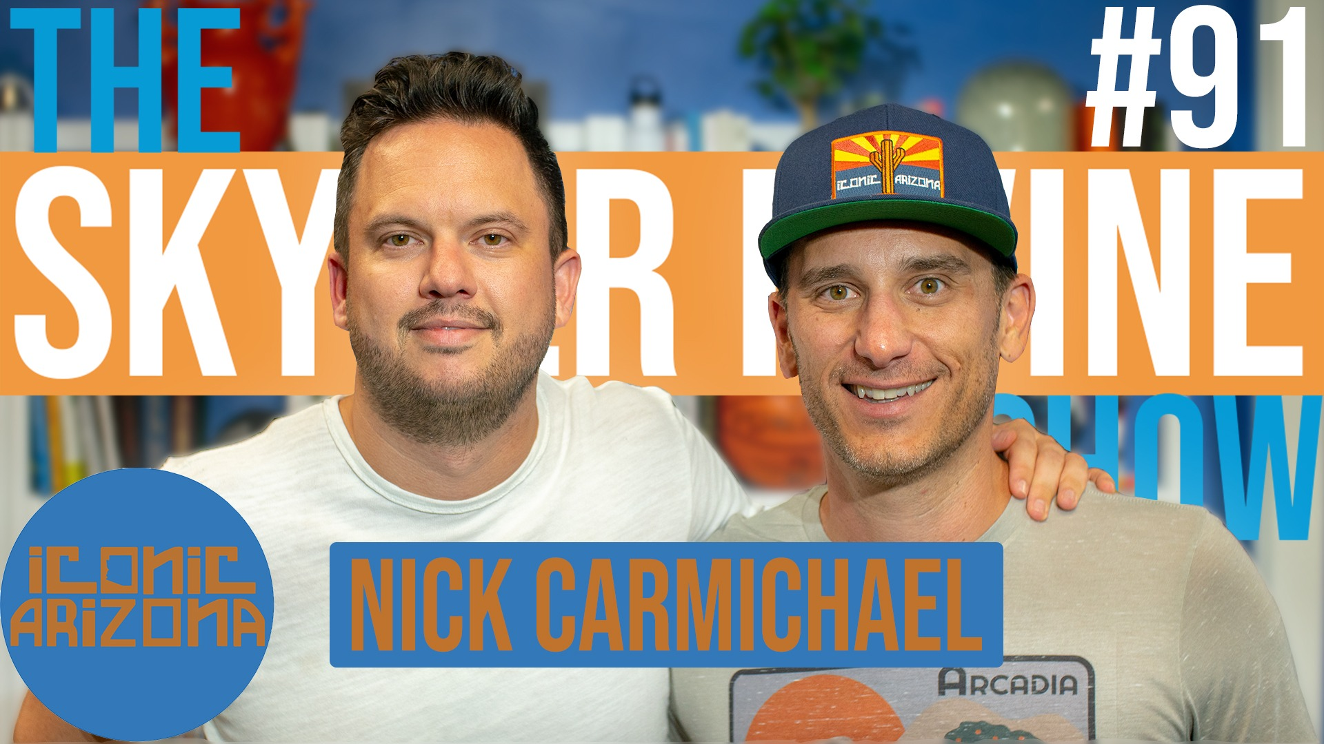 Nick Carmichael on The SKYLER IRVINE Show