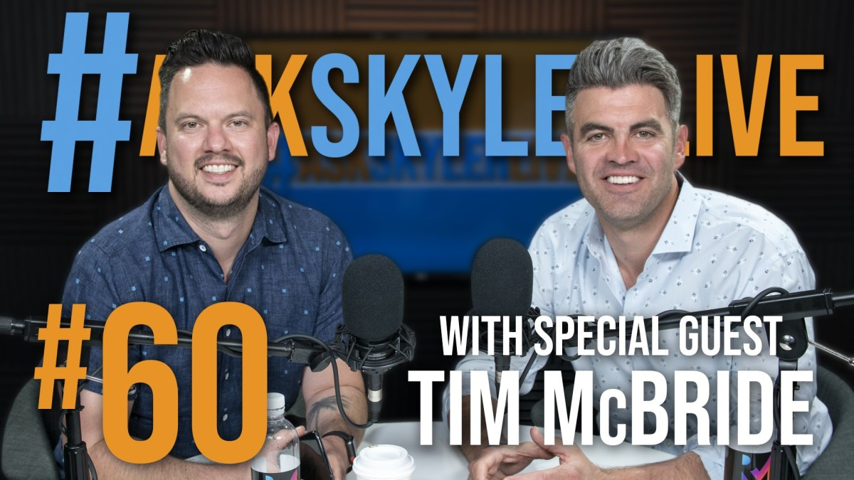 Personal Branding, Non-Profits, and Best Apps for Business | #AskSkylerLive 60 w/ Tim McBride