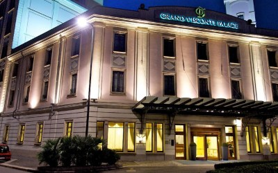 Grand Visconti Palace Hotel con Limousine Milano