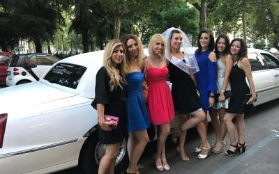 Addio al nubilato con Sky Limousine Milano