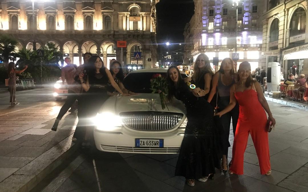 Linea Luxury Limousine il servizio Top le Vip