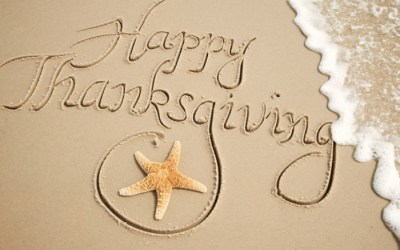 Happy Thanksgiving from Skyline Marina!