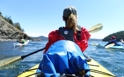 Anacortes Kayak Tours Today!!!