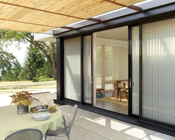 Window Covering for Sliding Glass Patio Doors