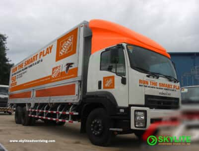 Vehicle Wrap Sign Maker Philippines