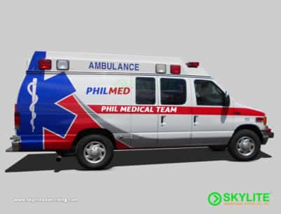 Vehicle Sign Maker Philippines