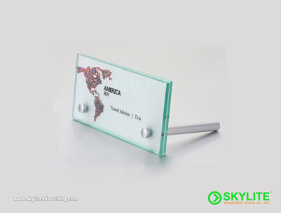Glass Table Top Sign Maker Philippines