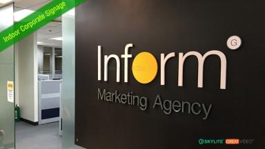 Inform Signage