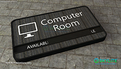 fabric_computer_room_sign