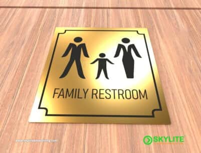 Metal Etching Sign Maker Philippines