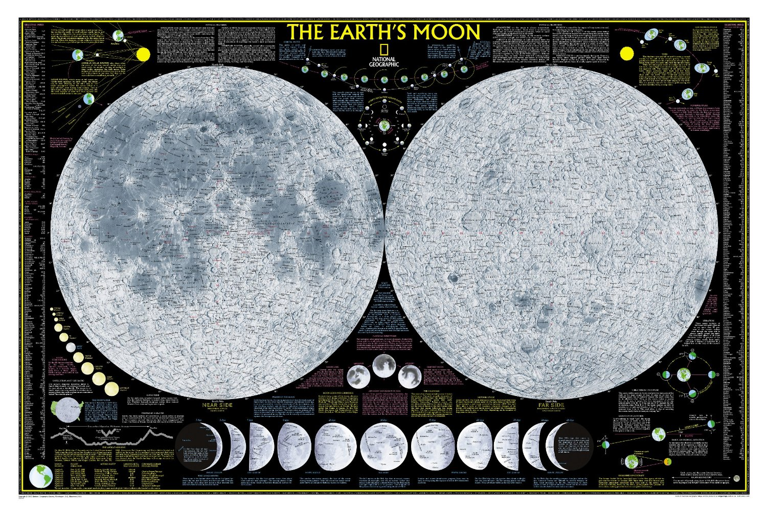 hight resolution of the earth s moon click to view detailed image