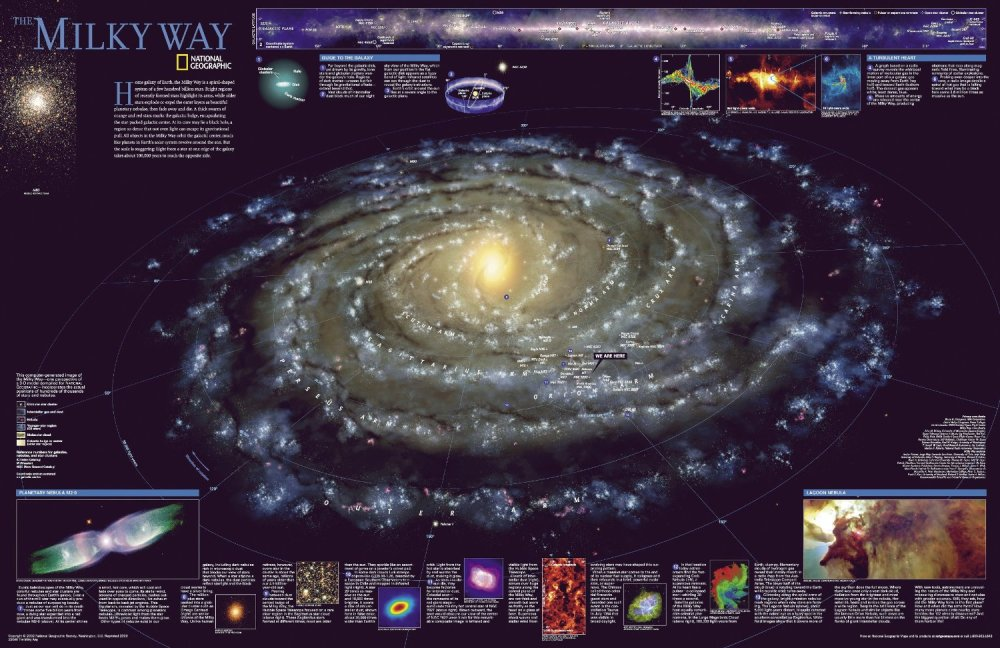medium resolution of the milky way click to view detailed image