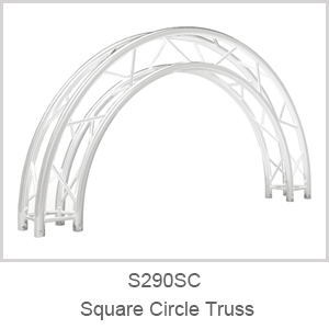 Arched Roof Truss System for mega-concerts,festivals