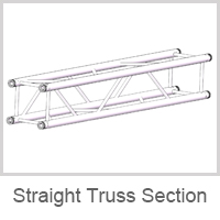 Dome Roof Aluminum Truss Stage OEM, Stage Tunnel Roof