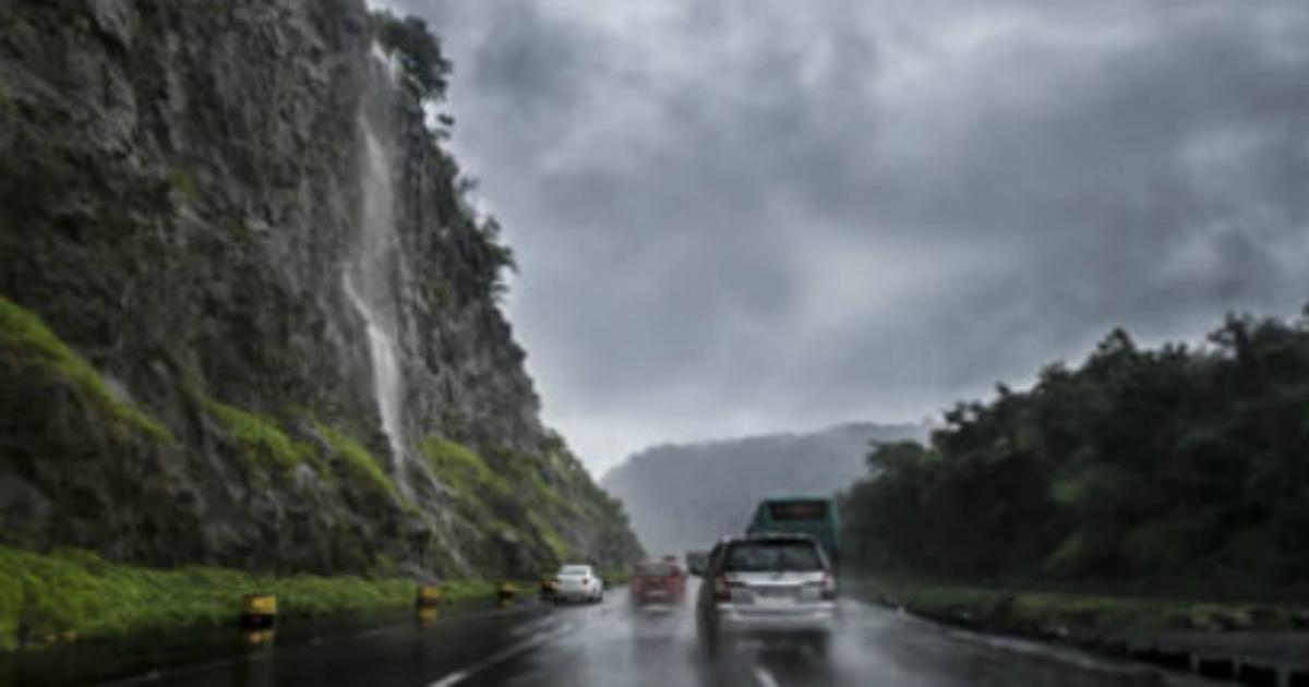 Rainy Fall Day Wallpaper Rain In Maharashtra Increases Monsoon Inches Closer