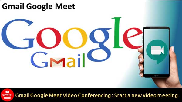 Google Meet video conference
