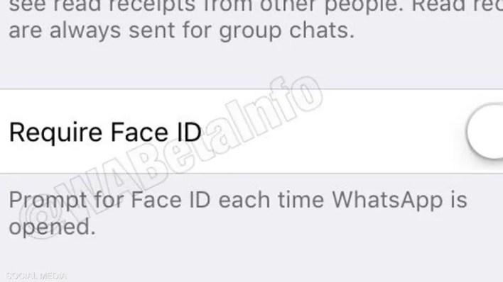 التطبيق سيتحقق من هوية مستخدميه