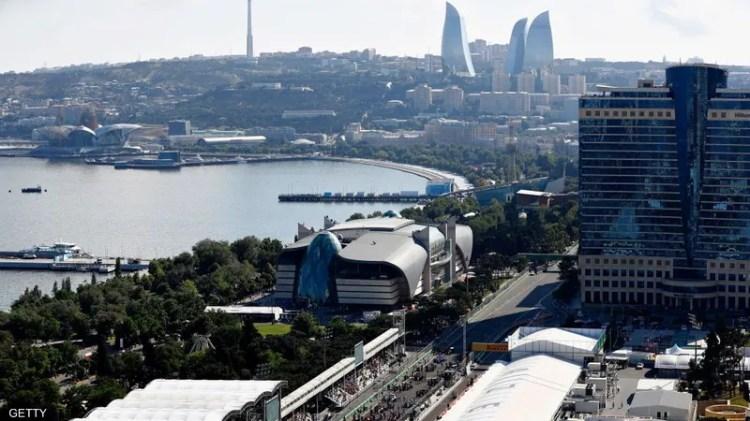 ستقام مباراة نهاية الدوري الأوروبي في باكو عاصمة أذربيجان