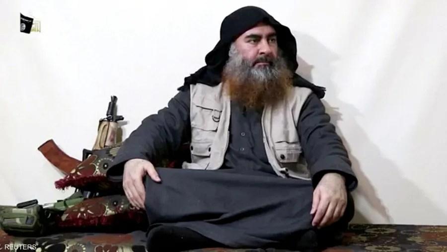 زعيم التنظيم أبو بكر البغدادي