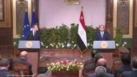 السيسي: العلاقات المصرية الفرنسية تشمل العديد من المجالات