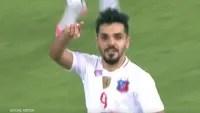 فيصل زايد يمنح الكويت فوزا ثمينا