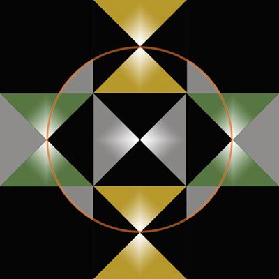 Black Grey, 7.5 x 7.5 2008 (2006?).  Copyright Tom Schmitt