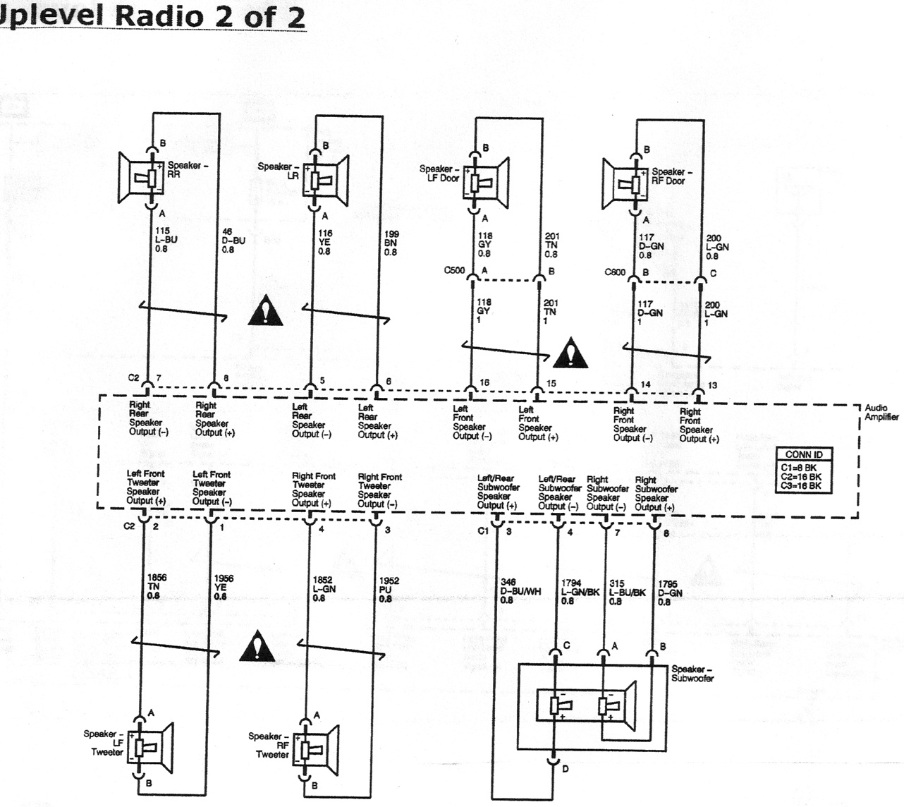 hight resolution of 29802 monsoon amp speaker replacement monsoon wiring diagram page 2 monsoon amp and speaker replacement saturn sky forums saturn factory