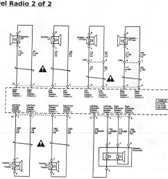 monsoon amp and speaker replacement monsoon wiring diagram page 2 jpg [ 1282 x 1144 Pixel ]
