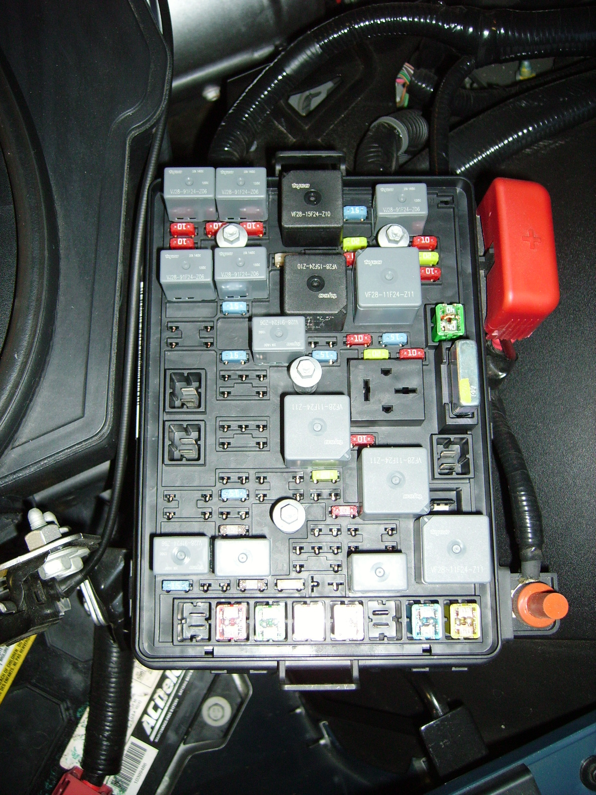 hight resolution of 2008 jeep patriot fuse box location diy enthusiasts wiring diagrams