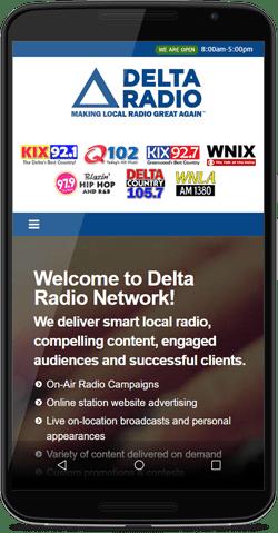 Market Radio Group Theme