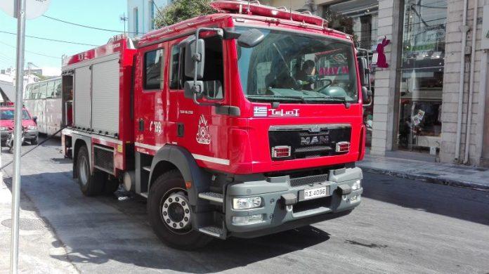 Φωτιά υπό έλεγχο στο 12ο χλμ. Ρόδου-Λίνδου
