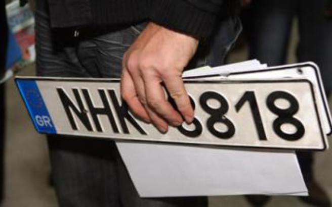Παράνομα ΙΧ με ξένες πινακίδες εντόπισε το Τελωνείο Ρόδου