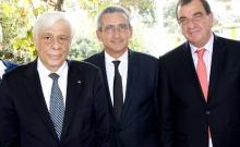 Επίτιμος Δημότης Θήρας ο Π. Παυλόπουλος