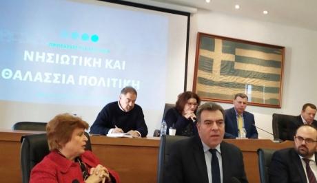Πρόταση έξι σημείων του Μάνου Κόνσολα  για τα νησιά